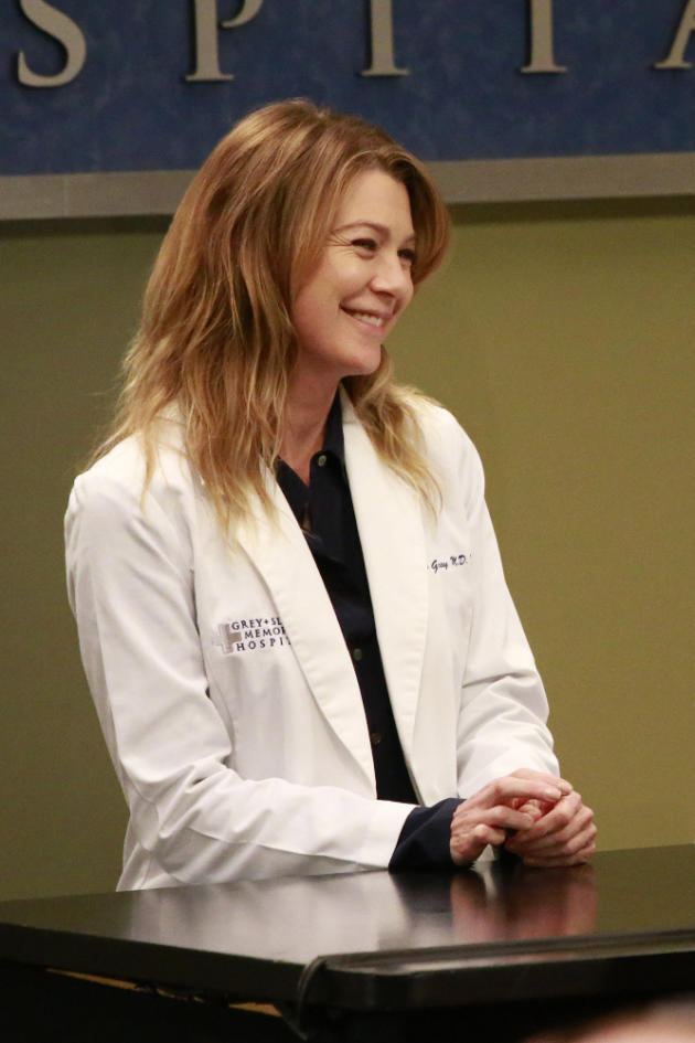 Tickled Pink - Grey's Anatomy Season 13 Episode 21
