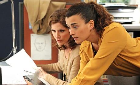 Ziva and Diane
