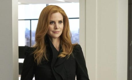 Donna on a Mission - Suits Season 7 Episode 13