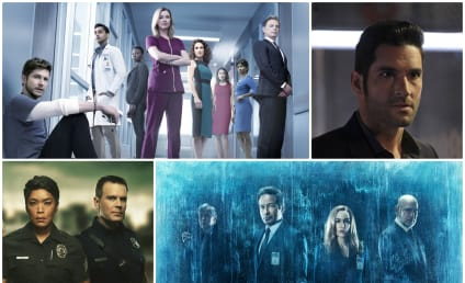 Fox Cheat Sheet: Gotham, The Exorcist & More In Danger!