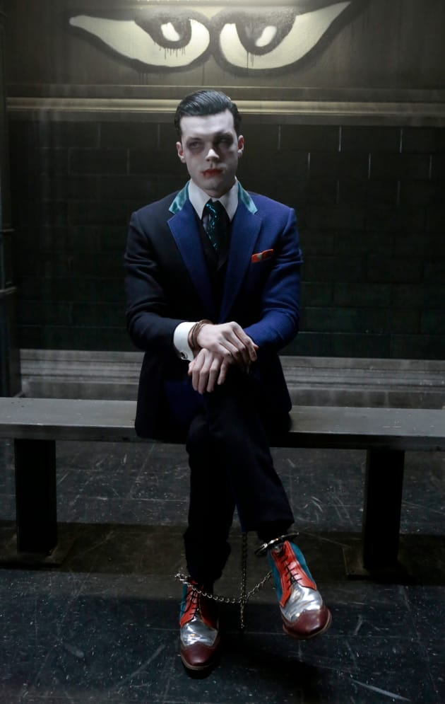 The Not Joker - Gotham Season 4 Episode 22