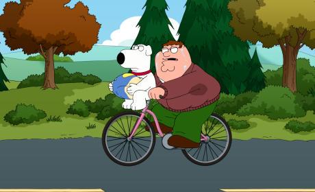 Thanksgiving Eve - Family Guy