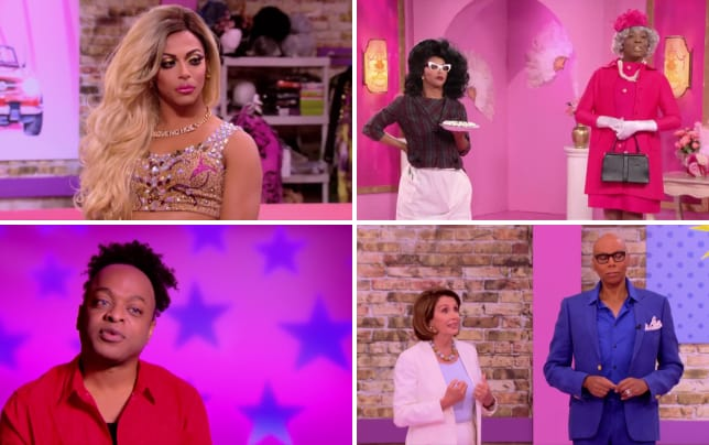 Found her cersei lannister rupauls drag race all stars s3e7
