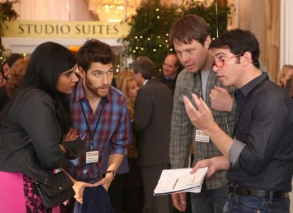 Watch The Mindy Project Season 2 Episode 13 Online