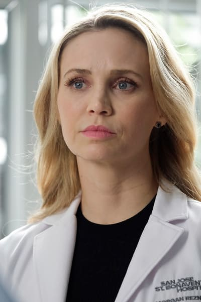 Butting Heads With Park - The Good Doctor Season 4 Episode 18