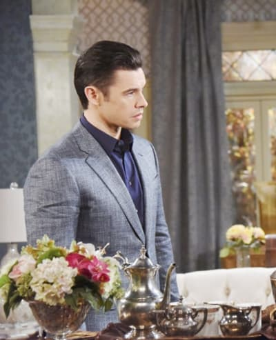 (TALL) Xander Wants to Get Closer - Days of Our Lives