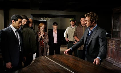 "The Mentalist Preview: ""Red Scare"""