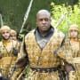Aero Hotah Leads his Troops - Game of Thrones Season 5 Episode 6