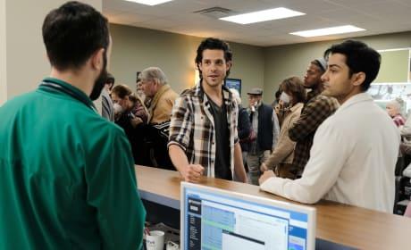 Making Intros - The Resident Season 2 Episode 12