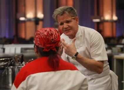 Watch Hell's Kitchen Season 12 Episode 4 Online