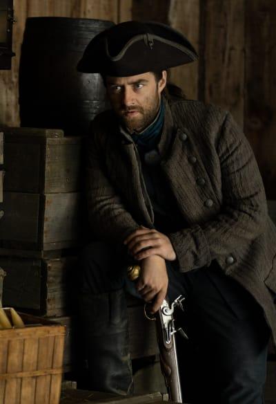 Roger Steps Up - Outlander Season 5 Episode 10