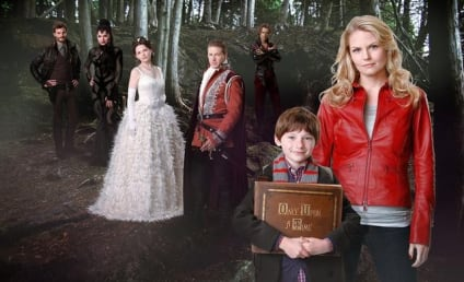 TV Ratings Report: Once Upon a Time Delivers Again