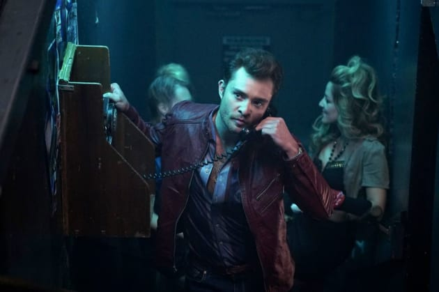 Ed Westwick - Wicked City
