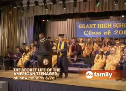 Watch The Secret Life of the American Teenager Season 4 Episode 12 Online