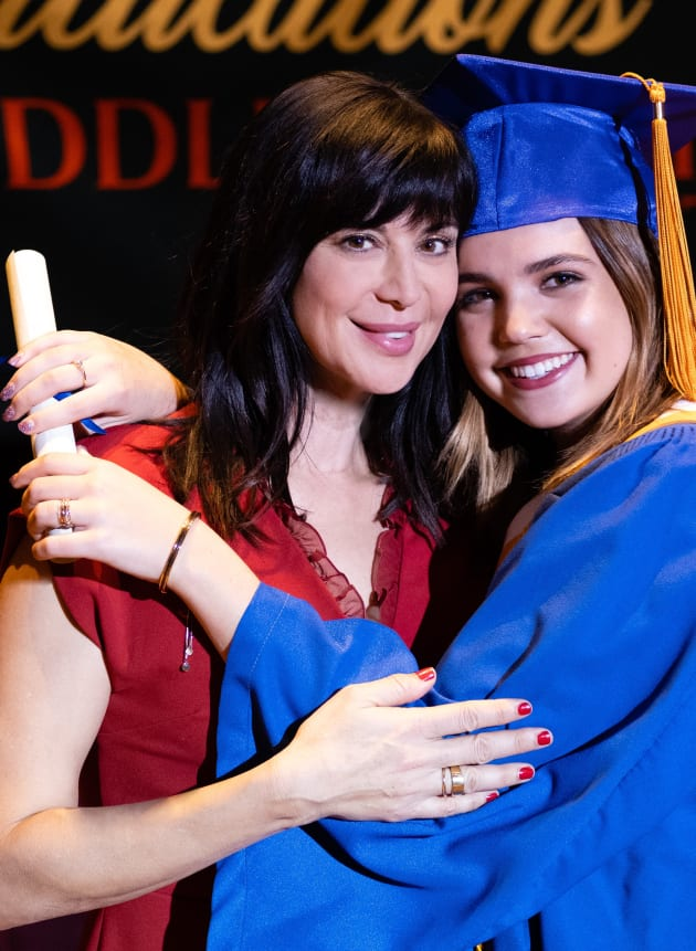 Cassie is Proud of Grace - Good Witch Season 5 Episode 10
