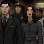 Archer breaks out of jail Season 8 Episode 3