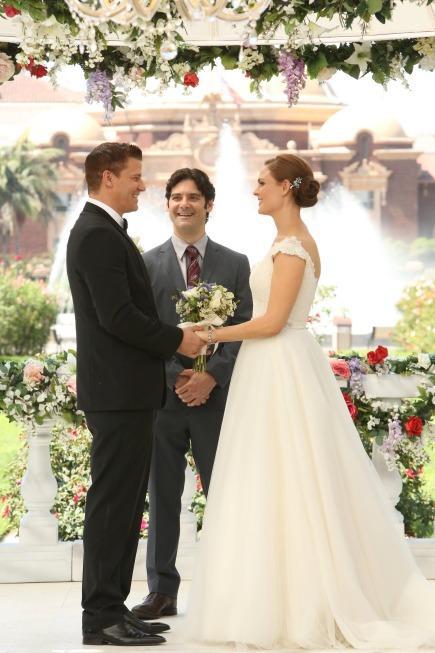Bones Gets Married