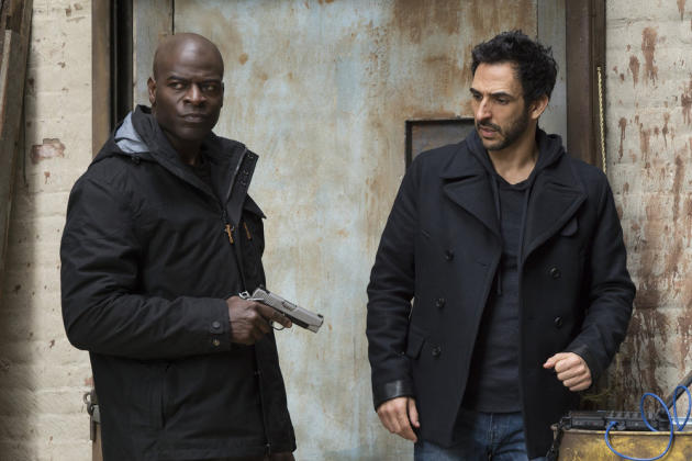 Aram is held hostage - The Blacklist Season 4 Episode 16