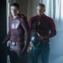 Side by Side Speedsters  - The Flash Season 3 Episode 16