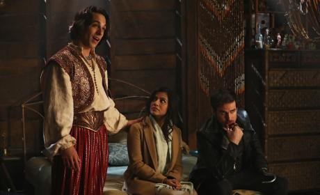What's the plan? - Once Upon a Time Season 6 Episode 15