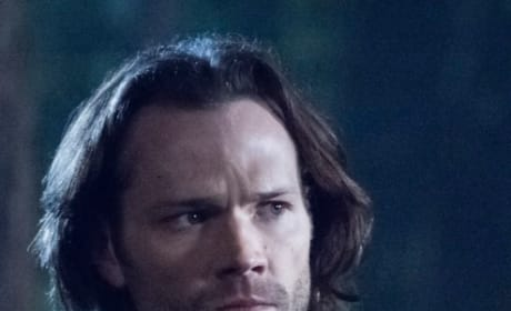Sam Faces Monsters - Supernatural Season 14 Episode 16