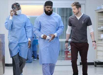 Watch The Resident Season 2 Episode 17 Online