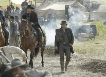 Watch Hell on Wheels Season 1 Episode 1 Online