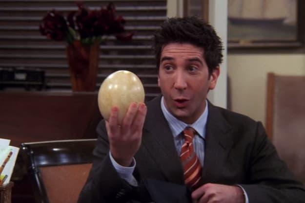 Ross Geller - Friends