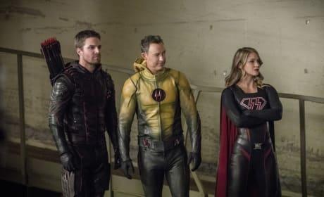 Evil DC TV Trinity - Arrow Season 6 Episode 8