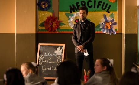 Jesse in Class - Preacher Season 2 Episode 13