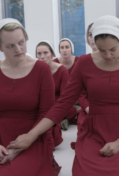 Comfort  - The Handmaid's Tale Season 3 Episode 9