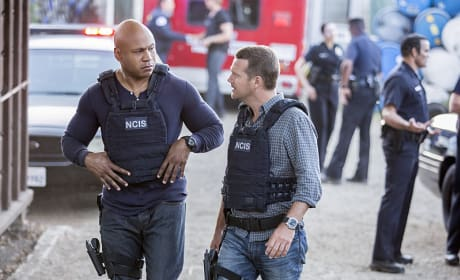A Dark Past  - NCIS: Los Angeles