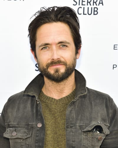 Justin Chatwin Attends Event