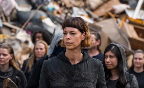 Jadis - The Walking Dead Season 7 Episode 10