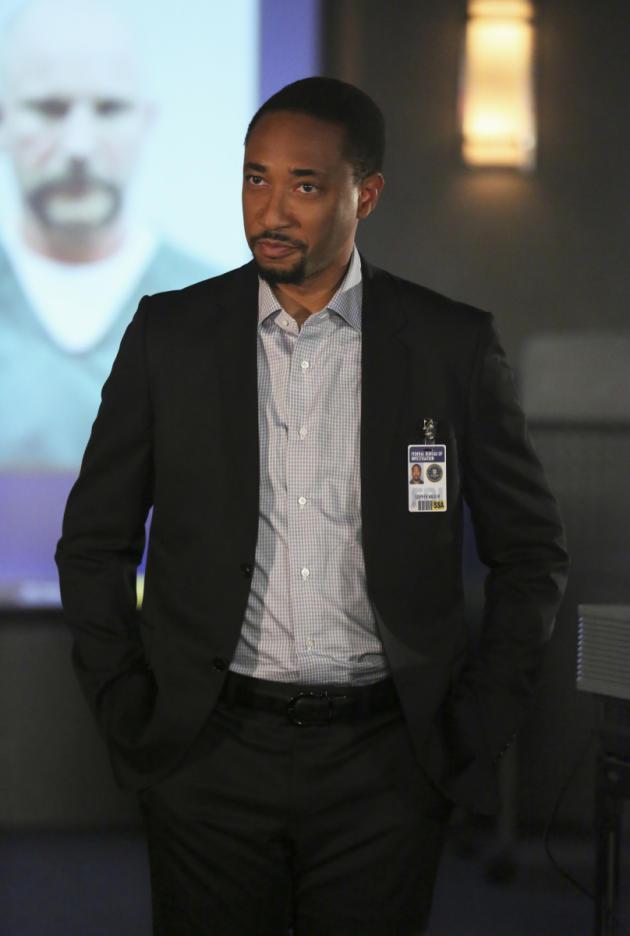 New agent Stephen Walker - Criminal Minds Season 12 Episode 9