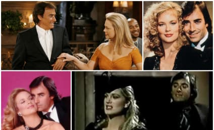 Days of Our Lives Classic Couple Spotlight: Anna and Tony