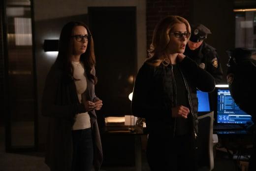 Alana  - Arrow Season 7 Episode 21