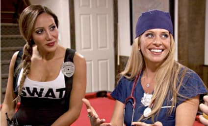 The Real Housewives of New Jersey Review: A Hair Emergency!
