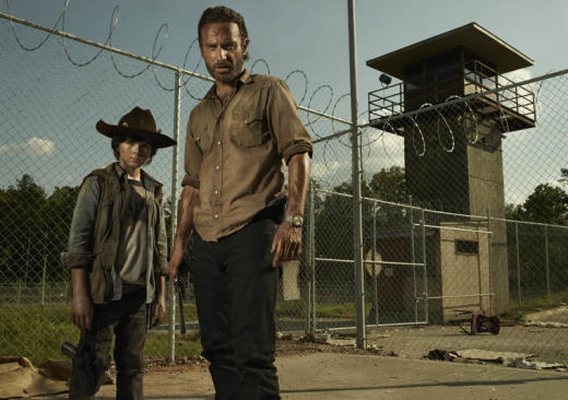 Carl and Rick Promo Pic