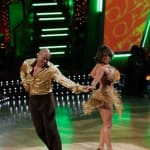 Maurice Greene and Cheryl Burke