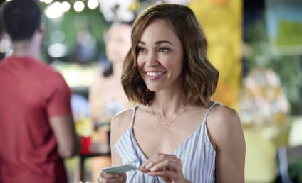 Autumn Reeser on Producing her First Film and Starring in Hallmark's The 27-Hour Day
