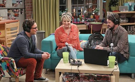Return of Wil Wheaton - The Big Bang Theory Season 8 Episode 20