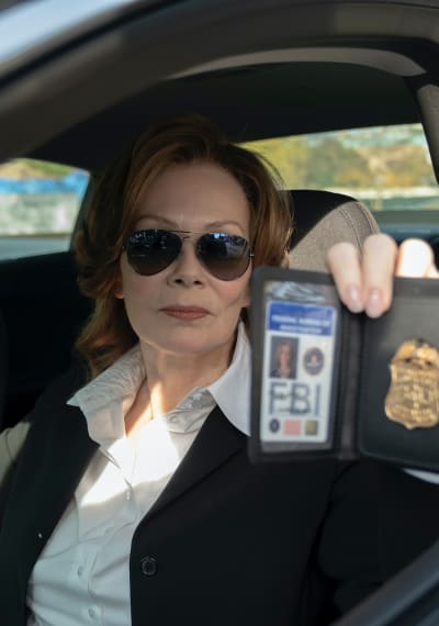 Agent Laurie Blake