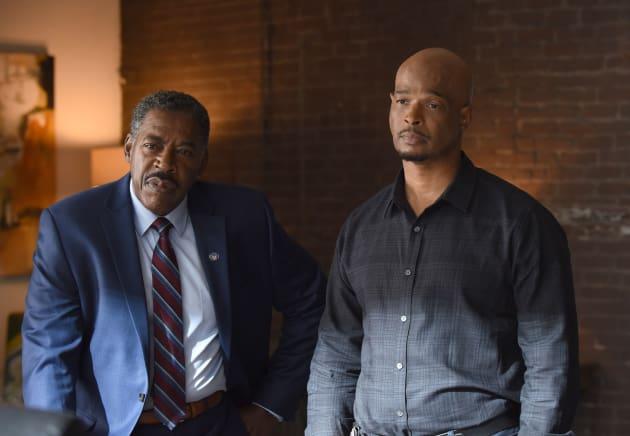 Secret Service - Lethal Weapon Season 2 Episode 11