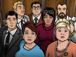 Sad Faces - Archer Season 6 Episode 5