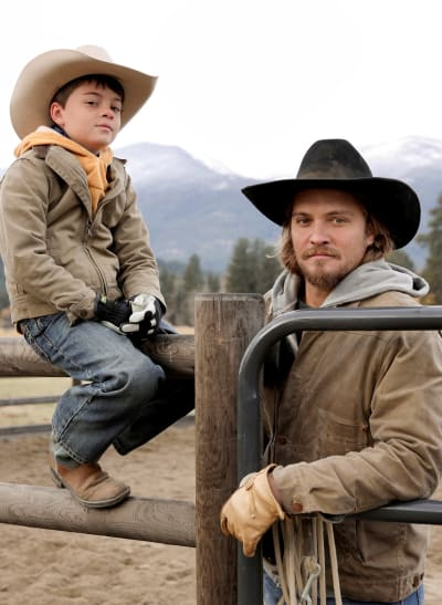 Tate the Little Cowboy - Yellowstone Season 2 Episode 8