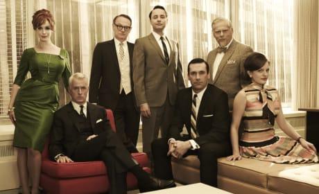 Mad Men Cast Picture