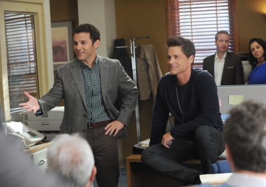 The Grinder Season 1 Episode 2