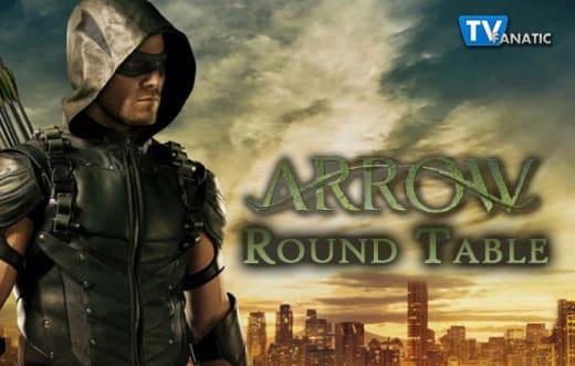 Arrow Round Table 660px