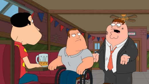 Family Guy Review: